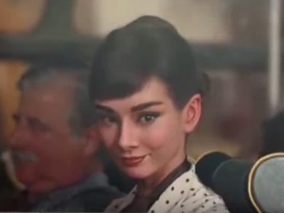 【話題】フルCGのオードリ・ヘップバーンがとてもお美しい