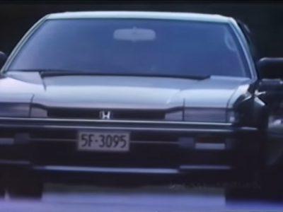 【自動車】ホンダ「プレリュード」のCM