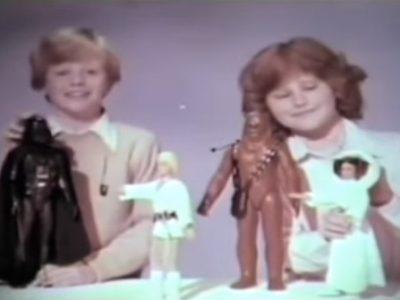 【米国おもちゃ】懐かしい「スターウォーズ」玩具CMあれこれ