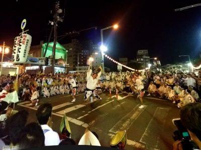 日本三大盆踊り徳島「阿波踊り」