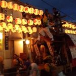 毎年10月1・2・3日は橘町「ケンカだんじり祭り」