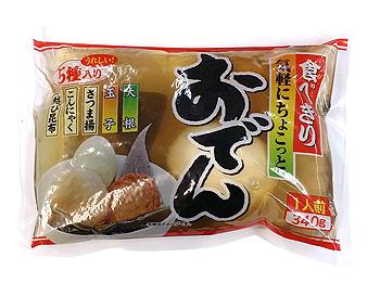【商品】食べきりおでん5種5品340g