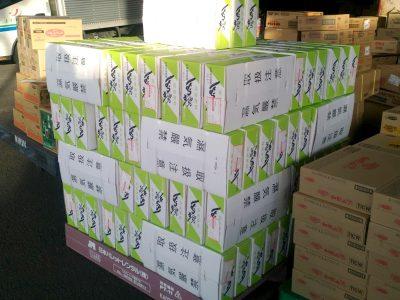 [冬]桃国「しょうが湯」が売れてます