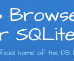 [it]SQLiteの勉強は「DB Browser for SQLite」