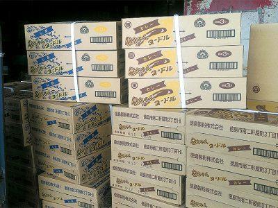 [リニューアル]徳島製粉「金ちゃんヌードル」塩味とカレー味がリニューアル