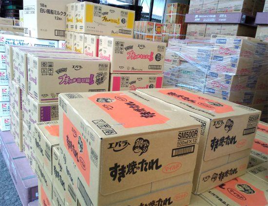 20180921エバラ食品なべ関連商品、続々入荷