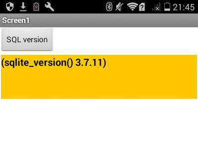 SQLiteのbulk Insert 最大500レコードの上限無くなったのね!Android4.4.2のSQLite versionは3.7.11