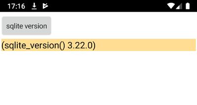 SQLiteのbulk Insert 最大500レコードの上限無くなったのね!Android9のSQLite versionは3.22.0