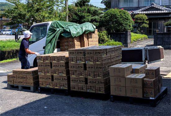 20190802竹田製麺「半田手延べそうめん」が売れてます