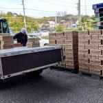 竹田製麺所「半田手延べそうめん5kg」2020年の初荷が届きました