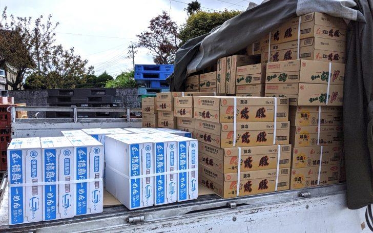 20200420徳島製粉メーカー品薄状態が続いています!