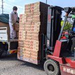 [GW2020]徳島製粉の入荷は「金ちゃんヌードル」一品だけ!