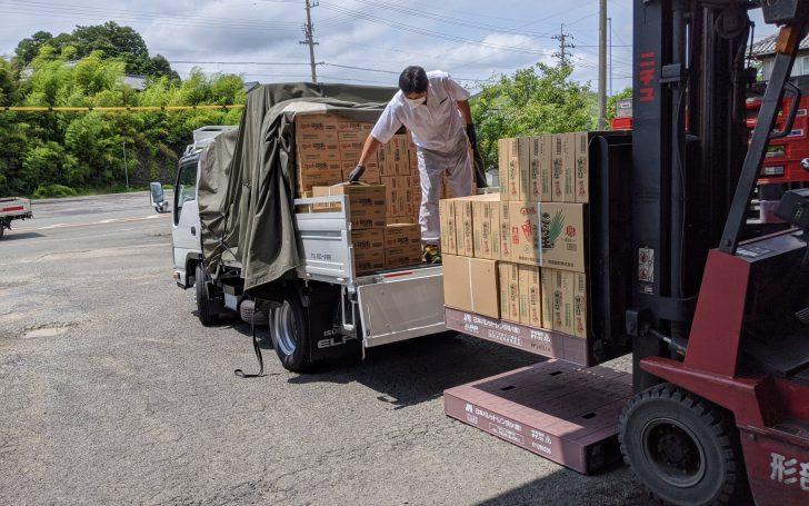 休売だった徳島製粉「にら玉ラーメン」と「肉うどん」が数カ月ぶり入荷