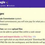 [kodular]気になる便利機能:Export and import blocks via PNG files