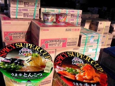 【新製品】エースコックの新製品4品「スパイシースーパーカップ2種」と「アジアのスーパーめん2種」