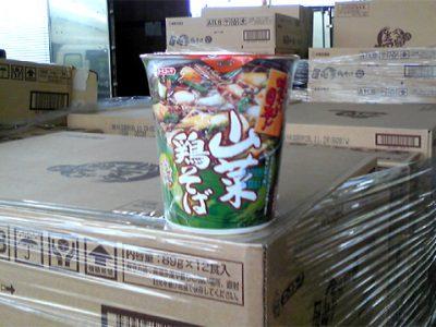 【限定商品】エース 味わい日本山菜鶏そば