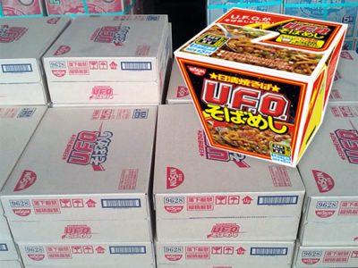 【新製品】日清「UFOそばめし」がようやく
